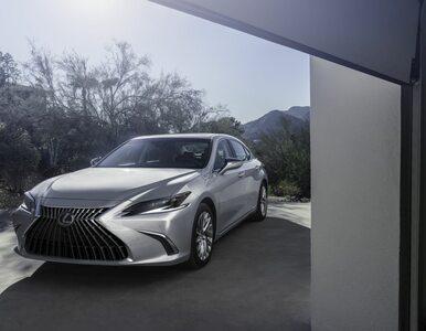 Debiut nowej limuzyny Lexusa ES