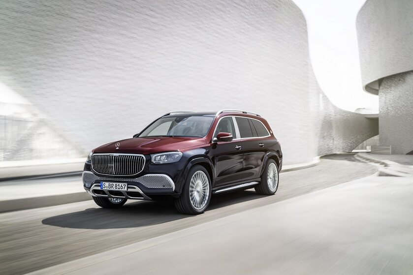 Mercedes-Maybach GLS 600 4 Matic