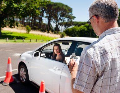 Chciała zdać prawo jazdy podszywając się pod koleżankę