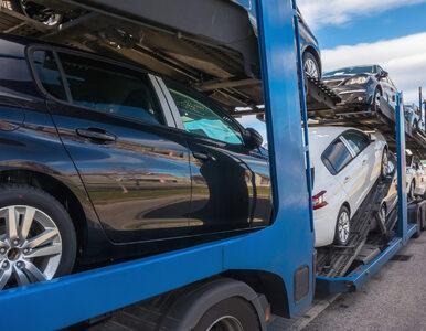 Spadek sprzedaży nowych samochodów w styczniu 2021 roku