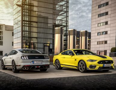 Nowy Ford Mustang Mach 1. Znamy ceny