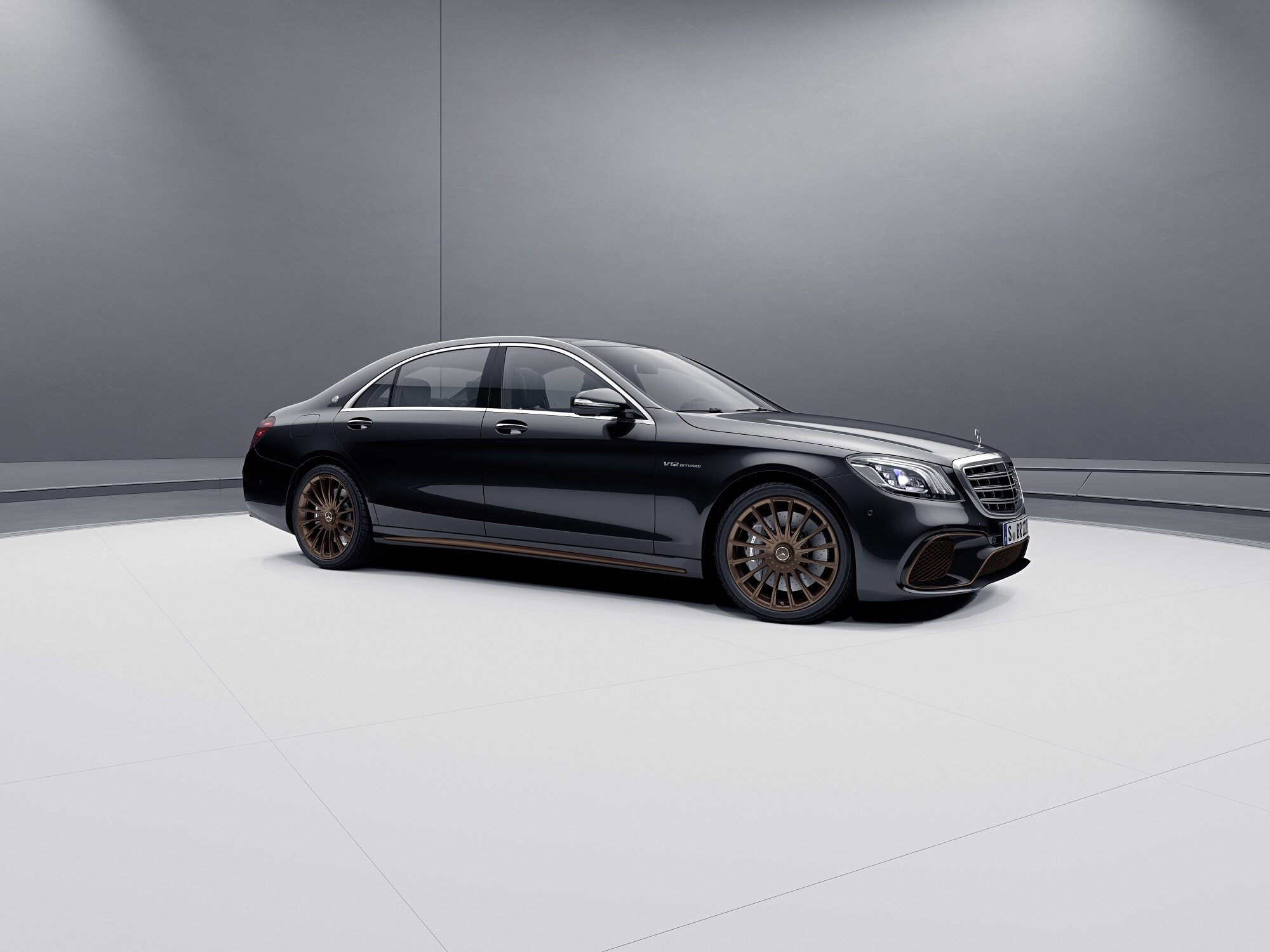 Mercedes-Benz S 65 Final Edition