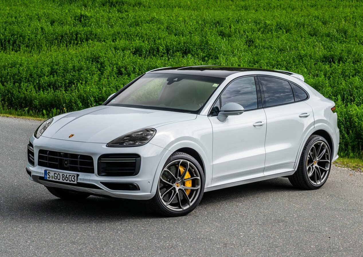 Porsche Cayenne Coupe Turbo