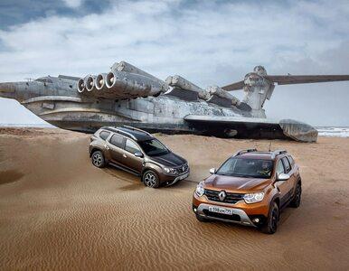 Renault zrobiło sesję z okazji debiutu Dustera